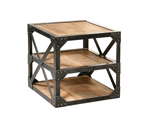 Wood-and-metal-end-table-m