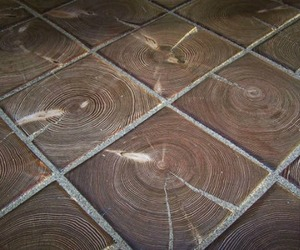 Wood Block Flooring and Paving
