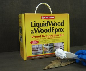 Wood Restoration Kit from Abatron