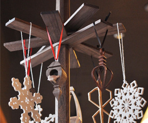 Wooden Christmas Trees & Ornaments | The Joinery