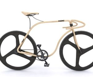Wooden Concept Bike by Andy Martin