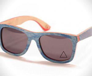 Wooden Skateboard Sunglasses | Proof