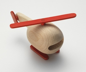 Wooden Toys Reflecting on Nordic Identity