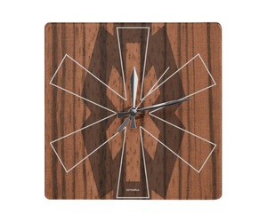 Woody-square-wall-clock-by-dzynwrld-m