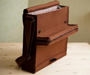 Wool Felt Piano Bag | krukrustudio