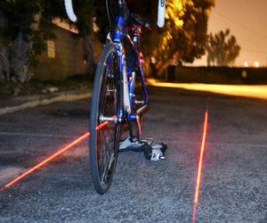 XFire Bike Lane Safety Light