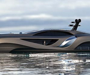 Xhibitionist Yacht Concept by Gray Design