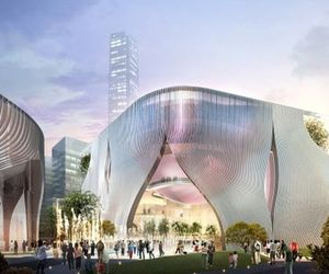 Xiqu (Opera) Centre At West Kowloon Cultural District