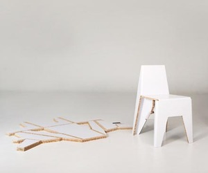 Yksi Chair by Alexander Brink and Antti Pulli