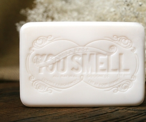 You Smell Divine, Natural Bar Soap
