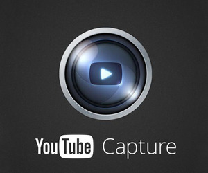 "Youtube ""Capture"" Video Recording App"