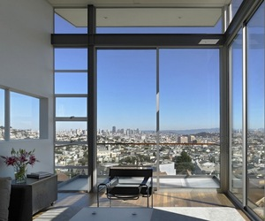 3 Story San Francisco Home by Zack de Vito