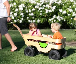 Zen Wagon For Children