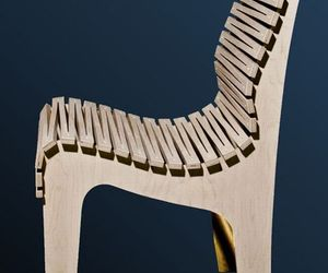 Zig Zag Chair By Randy Weersing