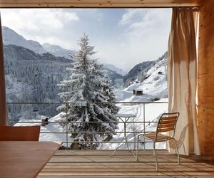 Zumthor Ferienhuser Timber Holiday Houses in Switzerland