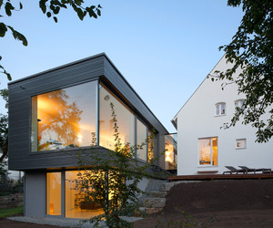 Zwischen-Raum House by Fabi Architekten