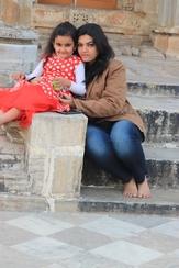 Bharti Sharma(Dharmistha)