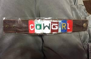 Cowgirl bracelet
