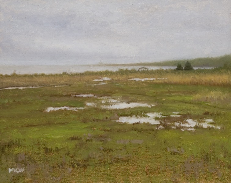 Over The Marsh