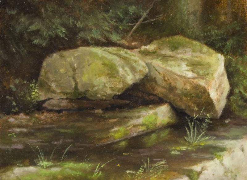 Rocks & Moss