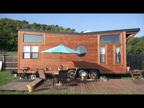 Tiny House Luxury on the Ohio River w/Downstairs Bedroom