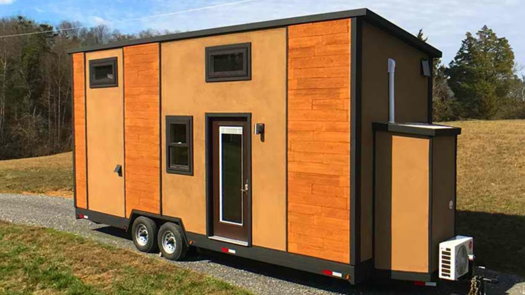 Amsterdam 24 Bright And Contemporary Tiny House By Transcend Tiny Homes