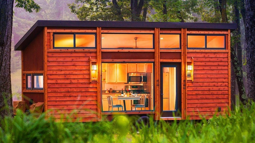 Perfect Beautiful Tiny House Traveler XL From Escape Traveler | Tiny House Listing