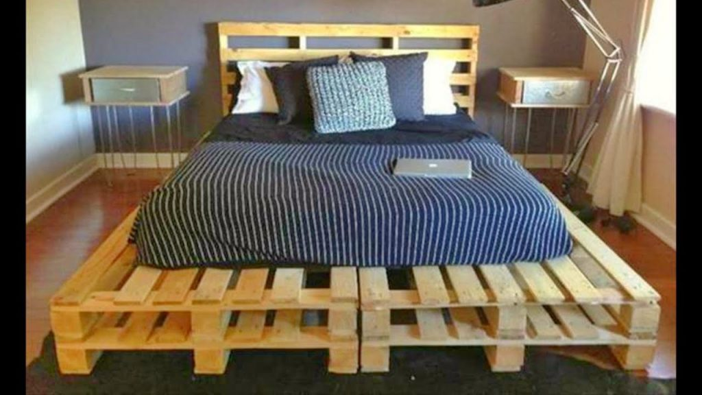 105 DIY PALLET Ideas Creative 2017 | Cheap Recycled Bed Couch Sofa Table #10