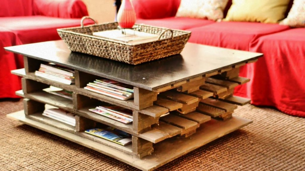 Old Wooden Pallet Recycling and Reusing – 30 Creative Ideas