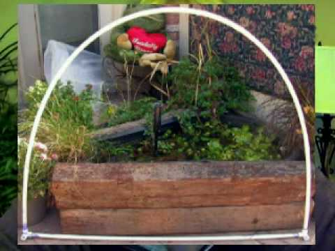 Build a Green House for Under $25