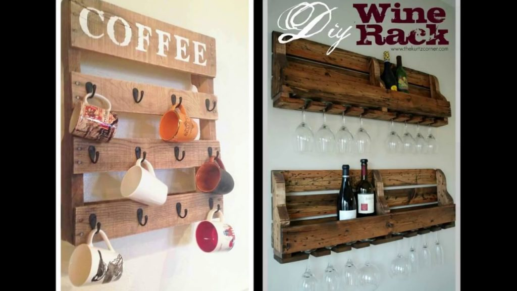 Recycled Wood Pallet Projects – DIY Ideas
