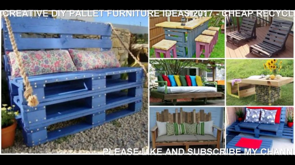 Hot 60 Creative DIY Pallet Furniture Ideas 2017, How To Make A Fence Out Of Pallets,Easy Pallet Deck