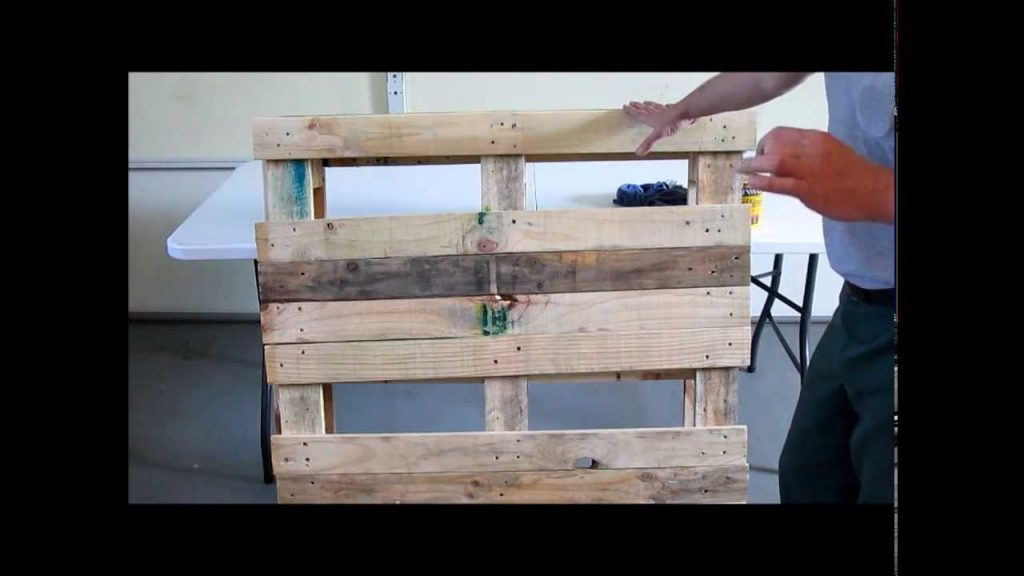 Making a Planter from a Pallet pt. 2