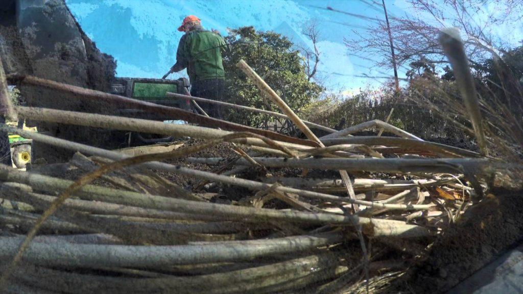 Building a Keyhole Garden, Part 2
