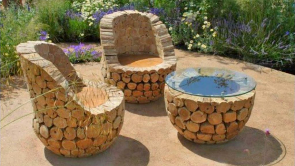 50 Creative Ideas For Home Decoration 2017 – From Recycle Tyres Pallet Wood Part.24