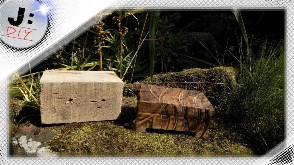 Reclaimed Wood: Pallet Block to Mini Treasure chest