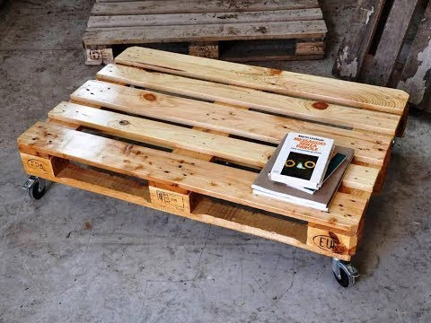 Creative DIY Pallet Furniture Ideas – Amazing Decorating Tips & Ideas