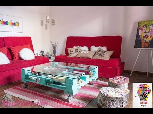 Creative Pallet Ideas 2017 – Creative Ways To Recycle Wooden Pallets DIY Part 2