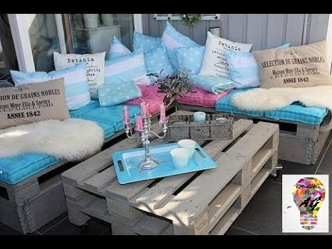 Creative Pallet Ideas 2017 – Creative Ways To Recycle Wooden Pallets DIY Part 1