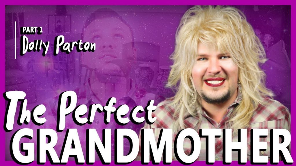 "The Perfect GRANDMOTHER: Part 1 ""Lets Get Masty"" 