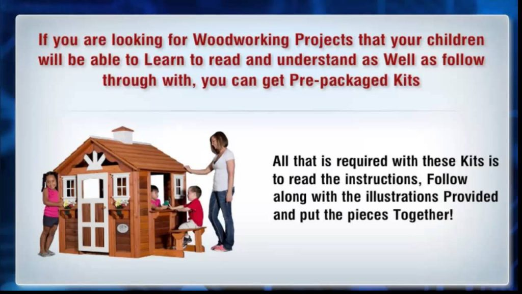 Easy DiY woodworking Projects for kids