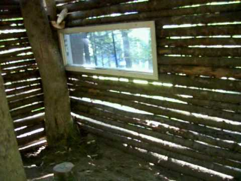 Outdoor Survival : Log Cabin