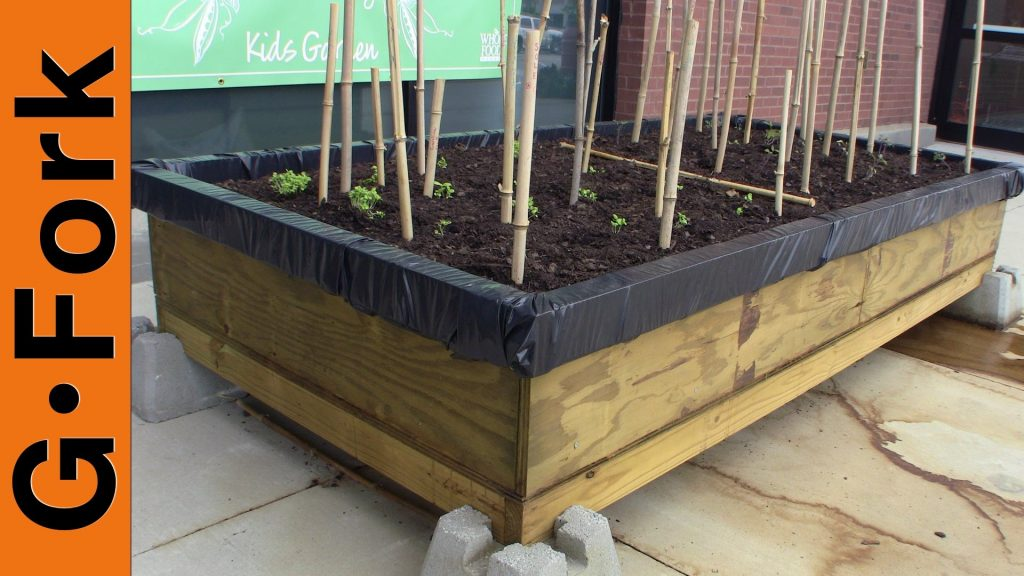Building Raised Garden Beds For Schools and More – GardenFork