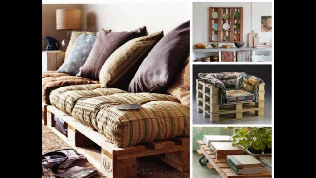 palette bois meuble. 60 Idées Géniales De Meubles En Palettes !