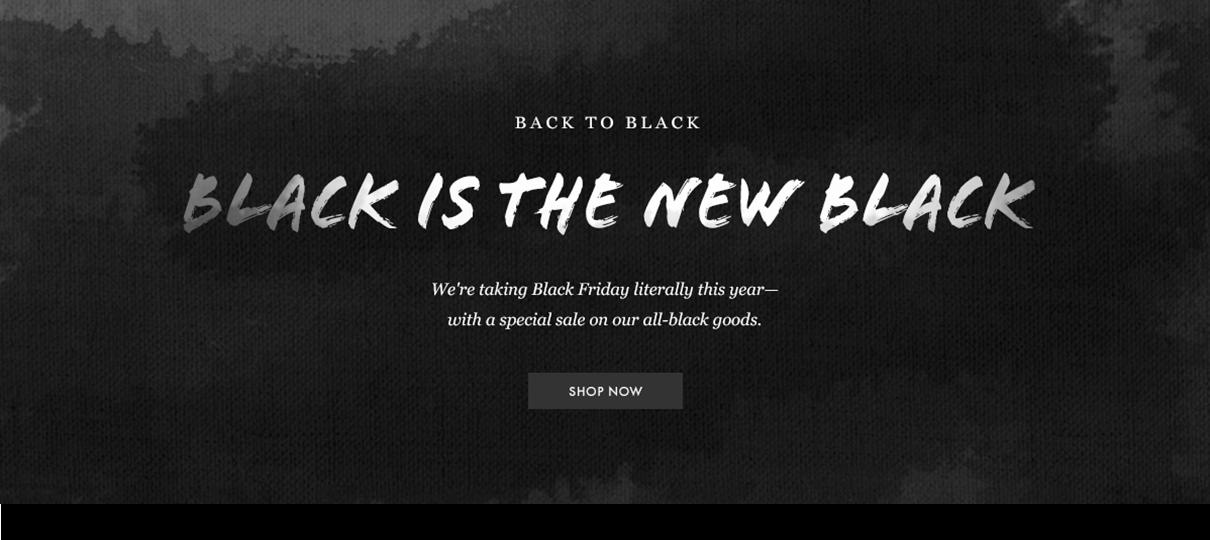 Black editorial