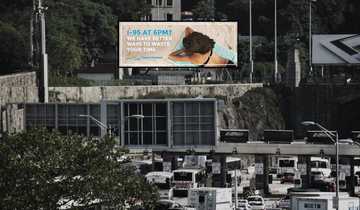 Pcb billboard