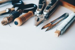 Step away from the toolbox! These Dolphin DIY tips will help you solve the problem worry-free. (Pictured: tools)