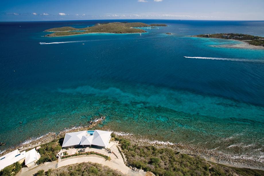 virgin islands point Cabrita