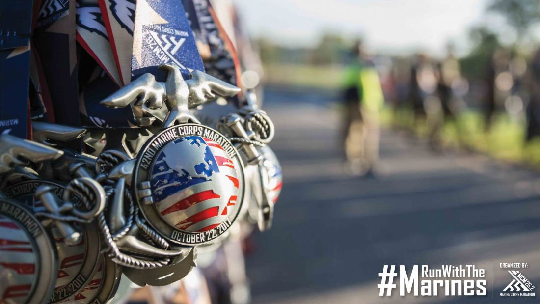 Marine Corps Marathon Registration