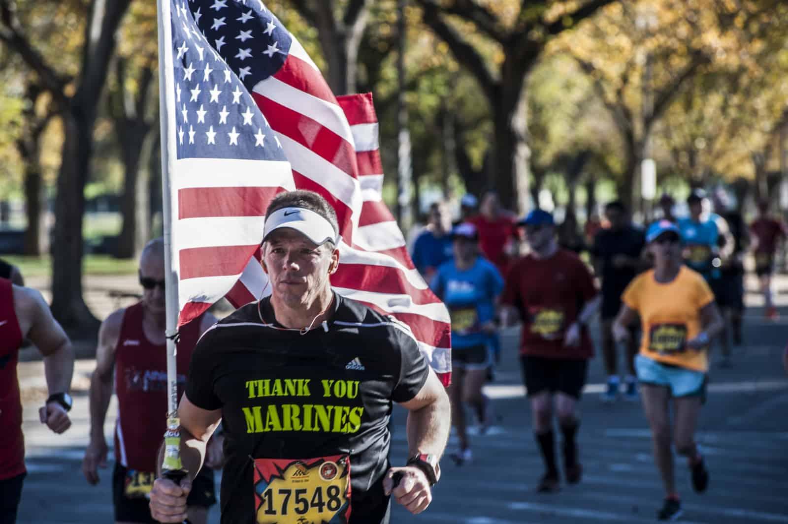 Marine Corps Marathon Transfer | Marine World